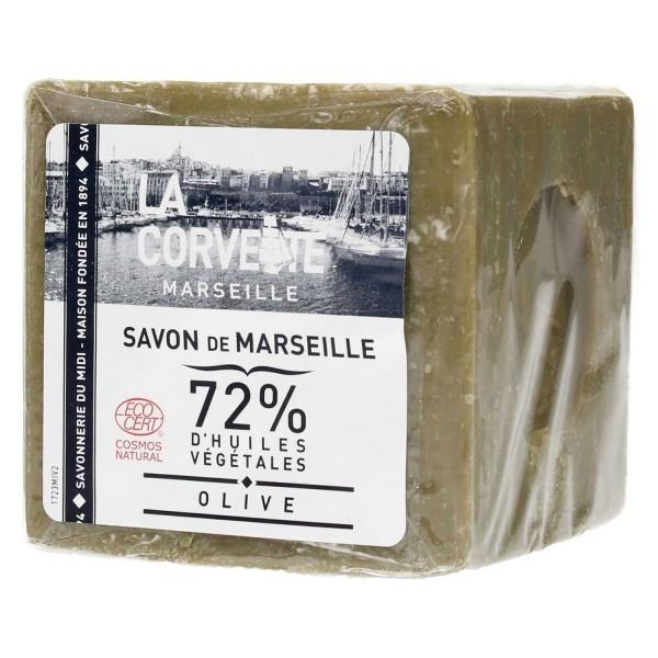 Olivenseife 300 g Block