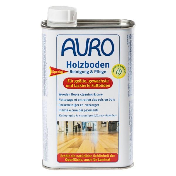 Holzboden Reinigung & Pflege