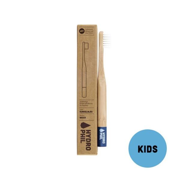 Kinder Zahnbürste Bambus weich