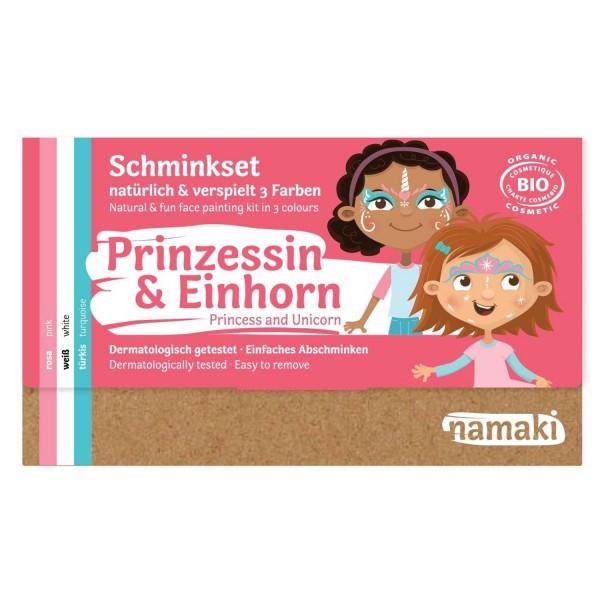 Kinder Schminkset Prinzessin & Einhorn