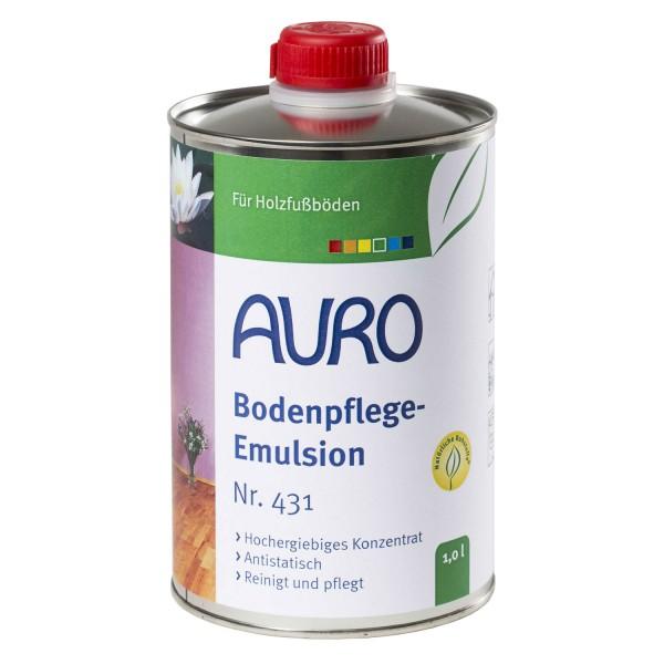 Bodenpflege-Emulsion