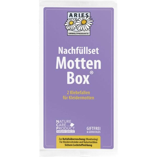 Mottlock® Nachfüllset Mottenbox für Kleidermotten