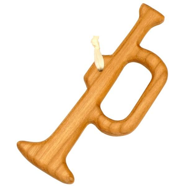 Baumschmuck / Geschenkanhänger Trompete