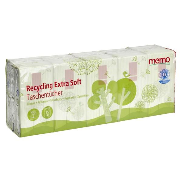 Taschentücher Recycling Extra Soft