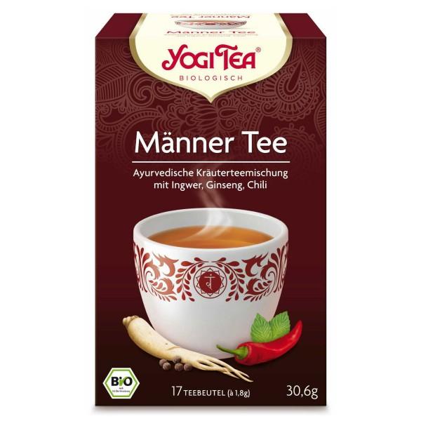 Yogi Tee Männer-Tee