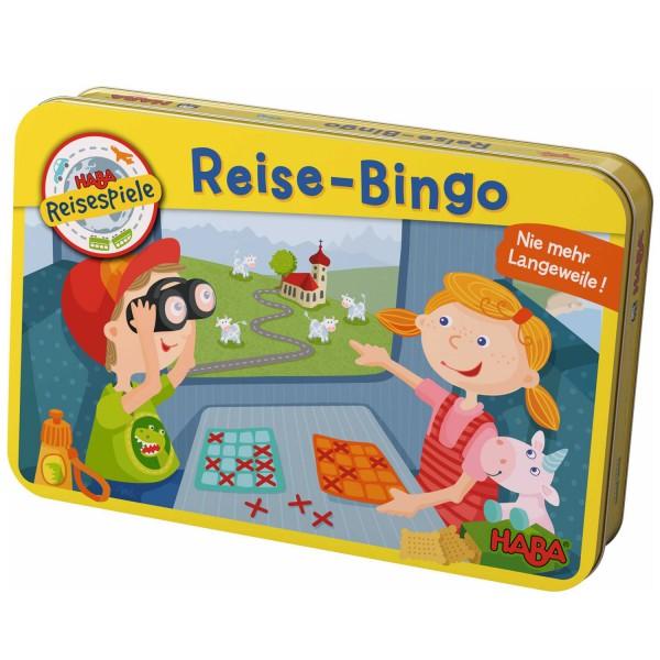 Reise-Bingo, Dosenspiel