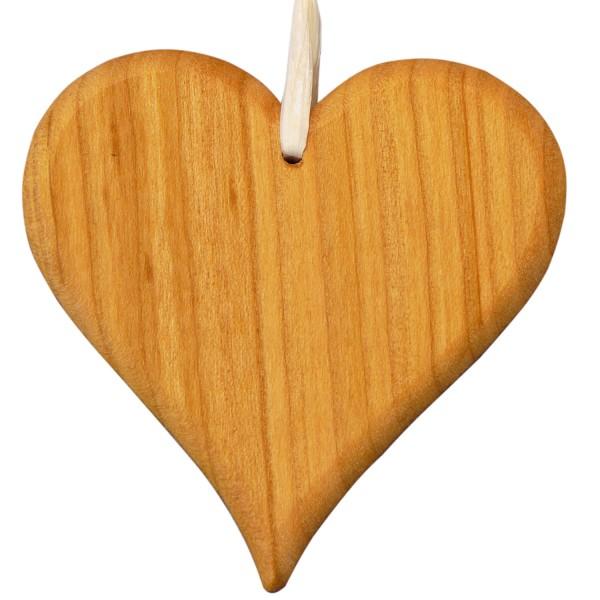 Baumschmuck / Geschenkanhänger Herz