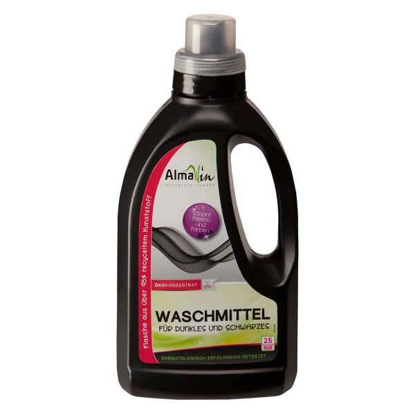 Waschmittel für Dunkles und Schwarzes