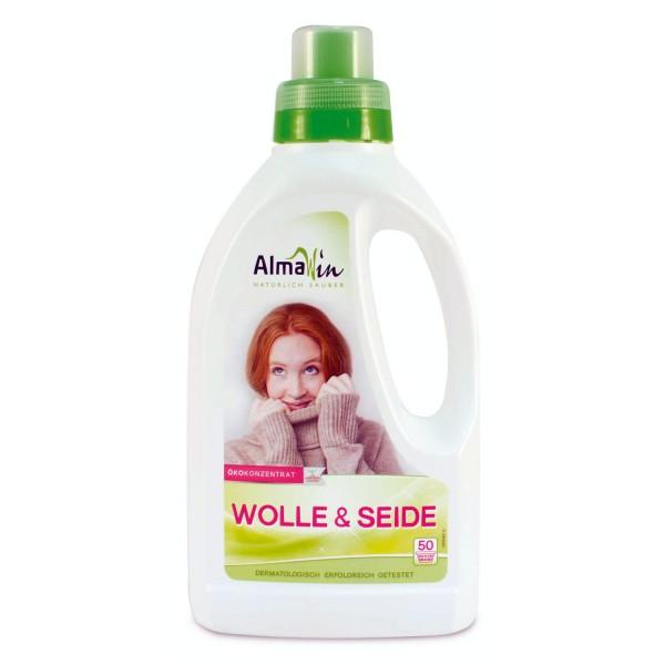 Wolle & Seide Waschmittel