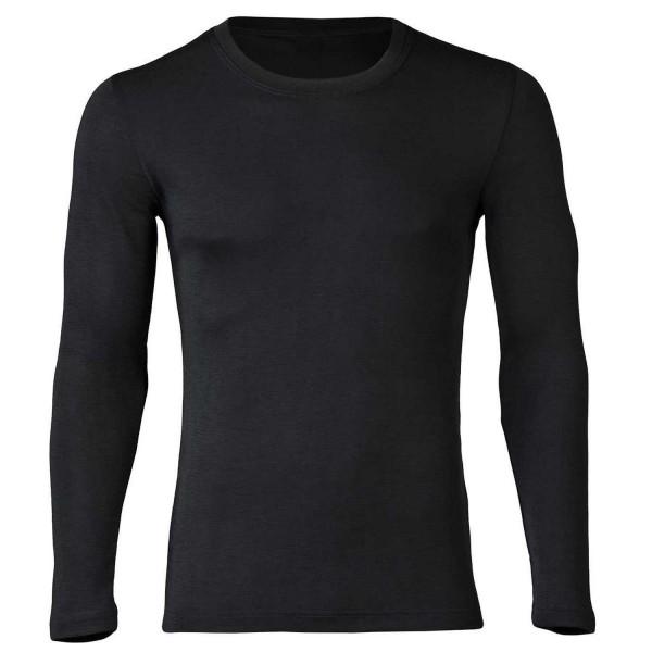 Damen-/Herrenhemd dunkel-anthrazit, Gr.XL