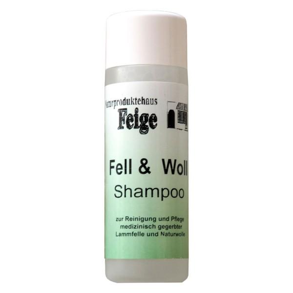 Fell- und Wollshampoo