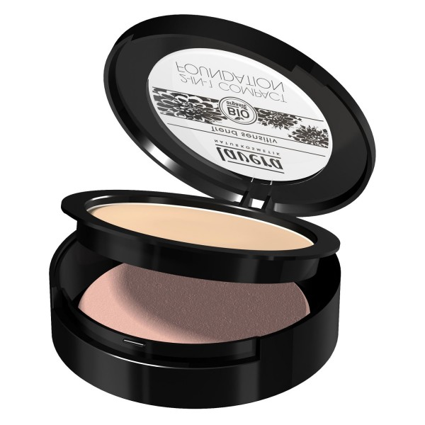 2-in-1 Compact Foundation, ivory