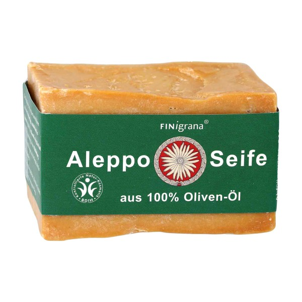 Aleppo Seife 100% Olivenöl