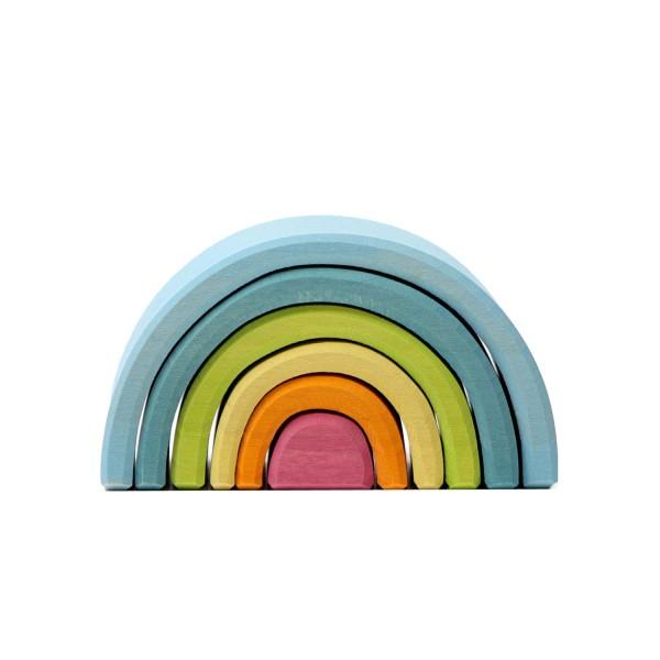 Kleiner Regenbogen Pastell