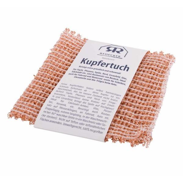 Kupfertuch, 2 Stk.