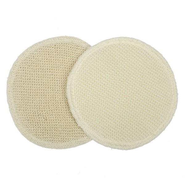 Stilleinlagen Wolle/Seide Standard 2 lagig, 1 Paar