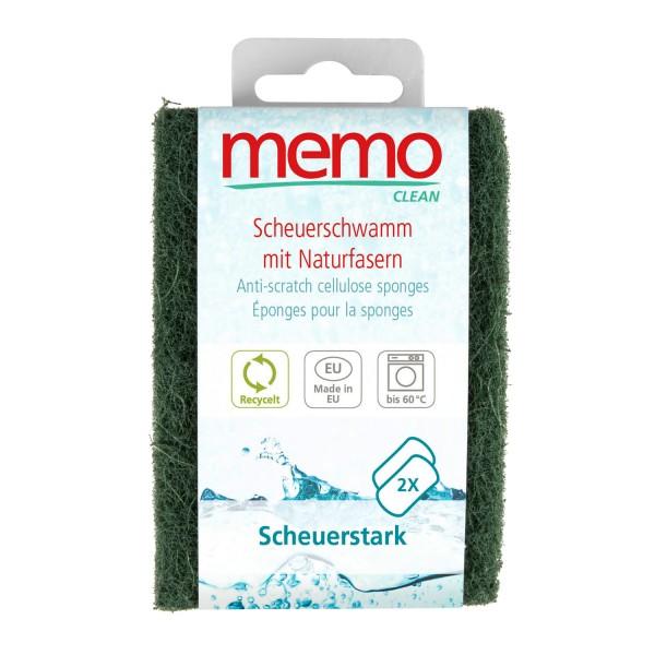 "Spülschwamm ""scheuerstark"", 2 Stk."