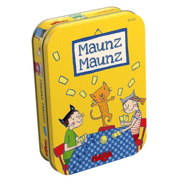 Maunz Maunz, Dosenspiel