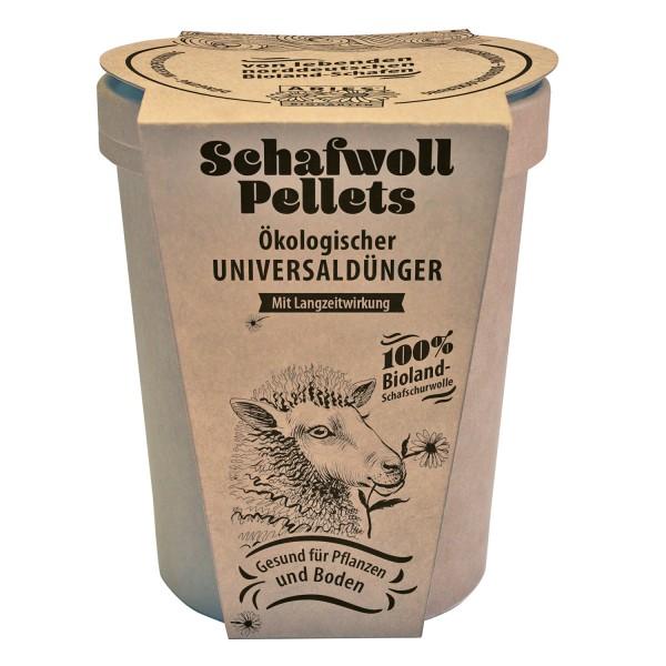 Schafwollpellets ökologischer Universaldünger