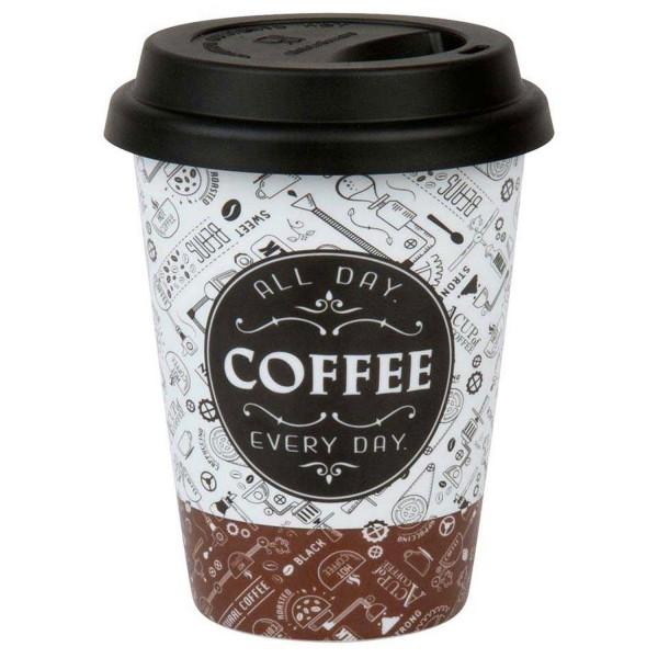 Coffee-to-go-Becher Coffee Talk