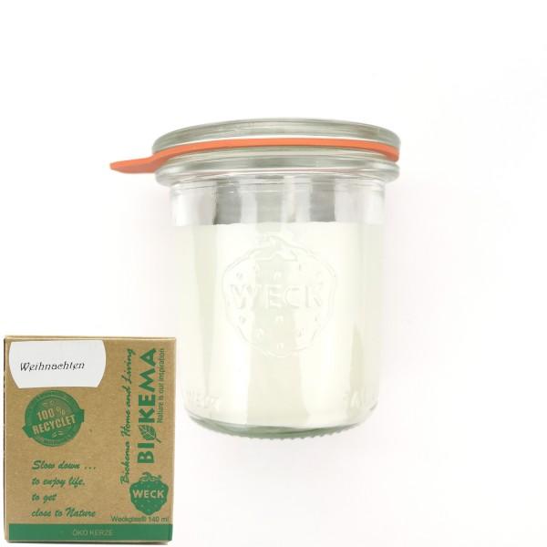 Biokema Duftkerze im Weckglas®