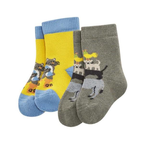 Babysocke Dumbo, 2er Pack