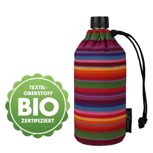 Emil Trinkflasche Bio-Streifen