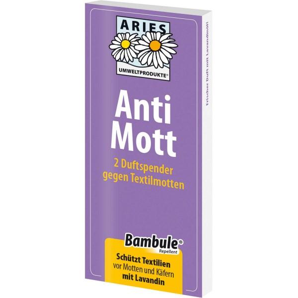 Anti Mott Duftspender, 2 Stk.