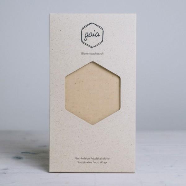 Bienenwachstuch Gaia Wrap