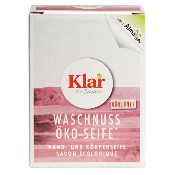Waschnuss Öko-Seife