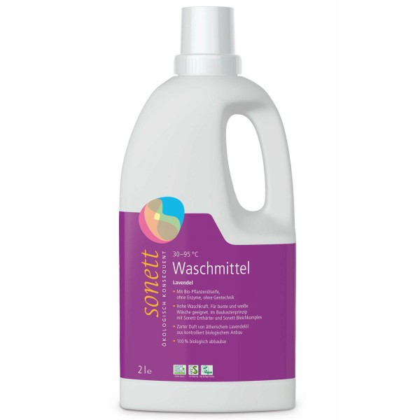Waschmittel Lavendel