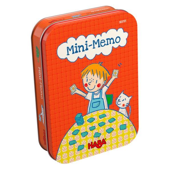 Mini-Memo, Dosenspiel