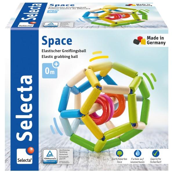 Greiflingsball Space