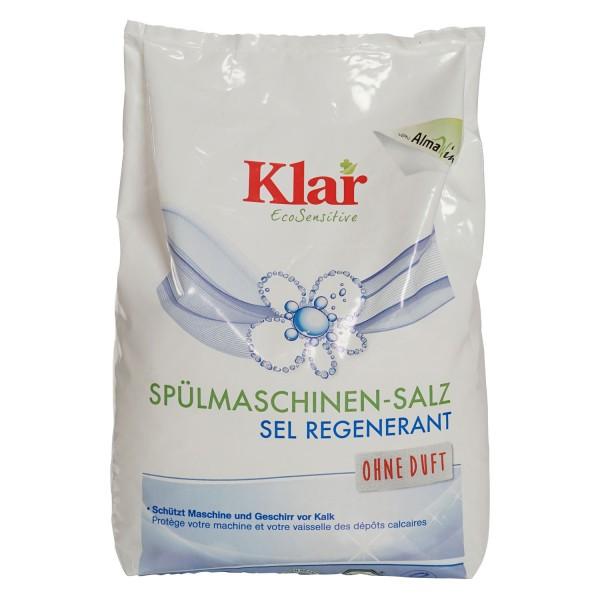 Spülmaschinen-Salz