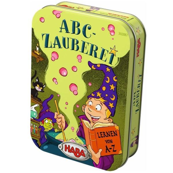 ABC-Zauberei Dosenspiel