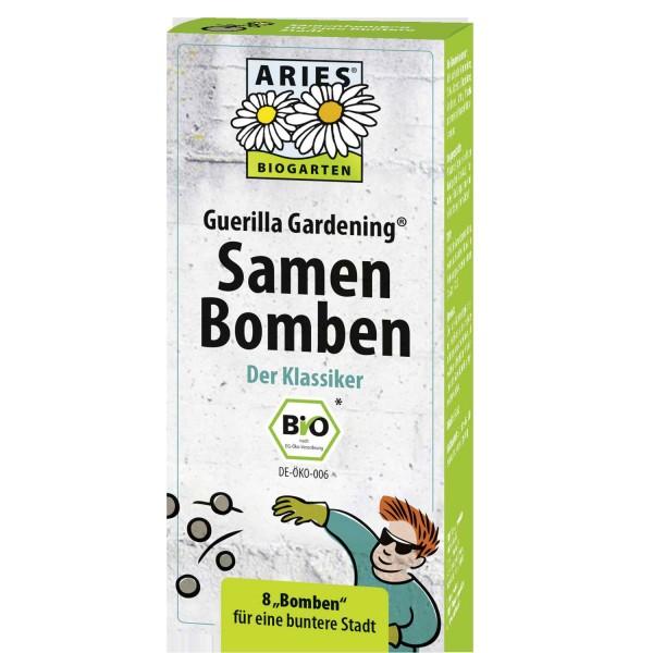 Samenbomben Guerilla Gardening® Der Klassiker