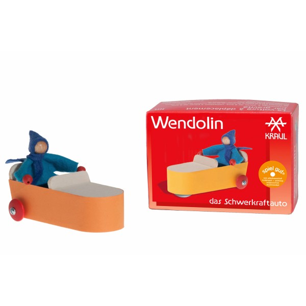 Wendolin, das Schwerkraftauto