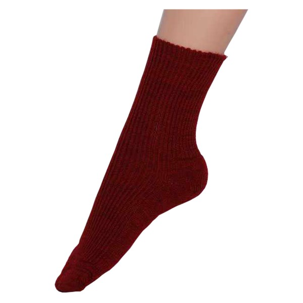 Schurwoll-Socke
