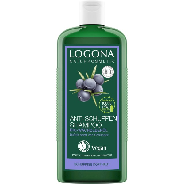 Anti-Schuppen Shampoo Bio-Wacholderöl