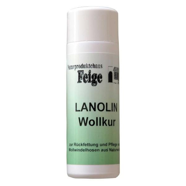 Lanolin Wollkur