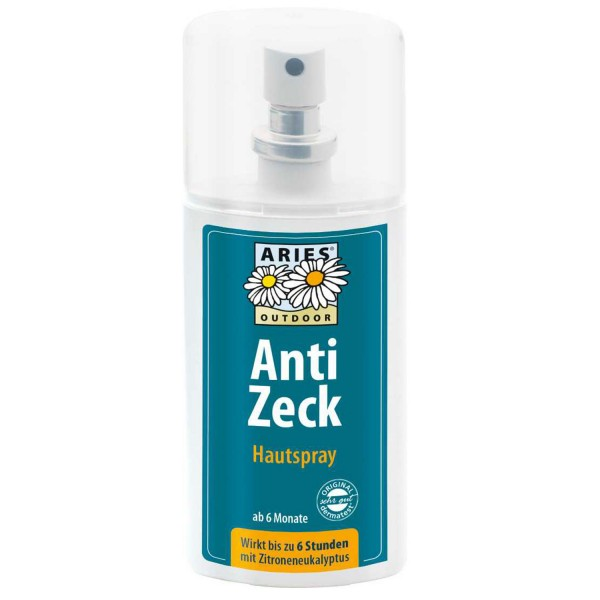 Anti Zeck Hautspray
