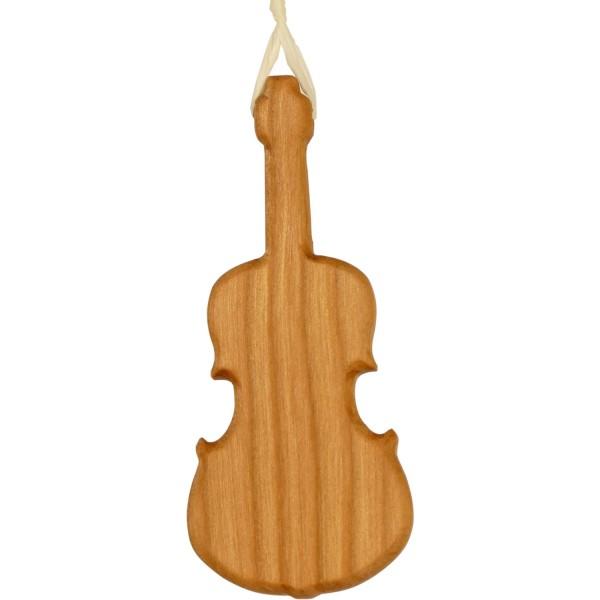 Baumschmuck / Geschenkanhänger Violine